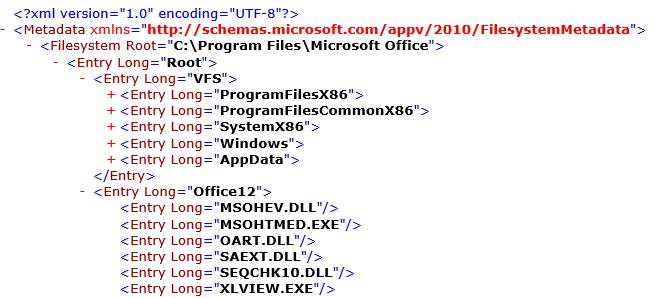 FilesystemMetadata