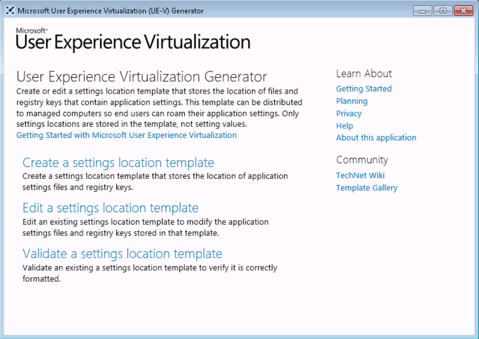 using the ue v generator virtual vibes