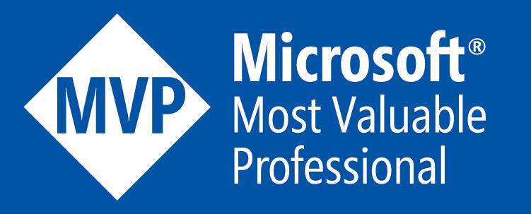 Microsoft MVP Awarded Trainer